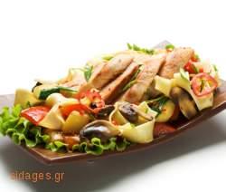 Κοτόπουλο με χυλοπίτες - συνταγές μαγερικής - www.sidages.gr