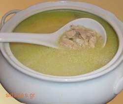 Κοτόπουλο σούπα