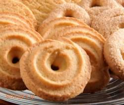 Κουλουράκια βουτύρου - συνταγές ζαχαροπλαστικής- γλυκά
