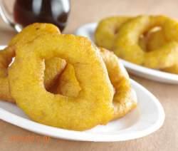 Λουκουμάδες με πορτοκάλι - συνταγές μαγερικής - www.sidages.gr