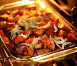 Μπριάμ φούρνου - συνταγές μαγειρικής - λαχανικά