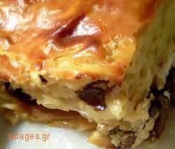 Παστίτσιο - συνταγές μαγειρικής