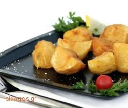 Πατάτες στο φούρνο - συνταγές μαγειρικής