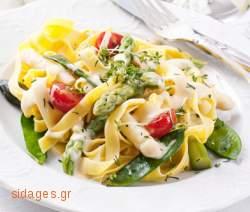 Πένες με λαχανικά - συνταγές μαγερικής - www.sidages.gr