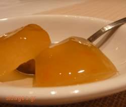 Γλυκό του κουταλιού περγαμόντο