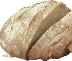 Ψωμί ολικής αλέσεως - ψωμιά