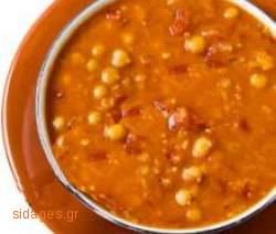 Ρεβύθια σούπα - συνταγές μαγειρικής & ζαχαροπλαστικής