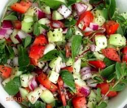 Σαλάτα με γλυστρίδα