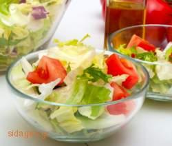 Η σαλατα του Ηλία - συνταγές μαγερικής - www.sidages.gr