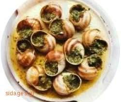 Σαλιγκάρια στιφάδο - www.sidages.gr