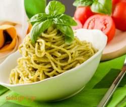 Σπαγγέτι με πέστο - συνταγές μαγερικής - www.sidages.gr