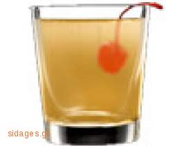 Κοκτέιλ Whisky sour - www.sidages.gr