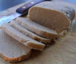 χαλβάς σιμιγδαλένιος  - συνταγές ζαχαροπλαστικής - νηστίσιμα - γλυκά