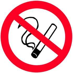 Απαγόρευση καπνίσματος - συνταγές μαγειρικής