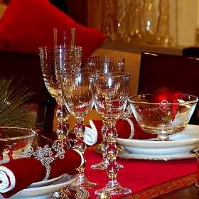 Πρωτοχρονιάτικο τραπέζι