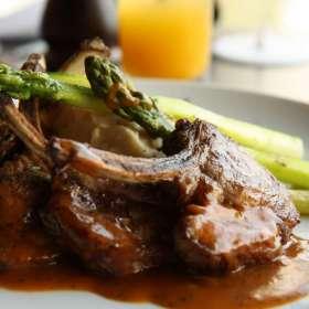 Αρνίσια Παϊδάκια με Σάλτσα Μουστάρδας - συνταγές μαγειρικής