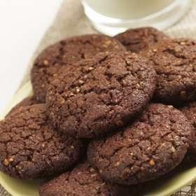 Μπισκότα σοκολάτας - συνταγές ζαχαροπλαστικής - σοκολάτα - γλυκά