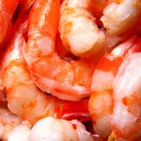 Γαρίδες ψητές - συνταγές μαγειρικής - Θαλασσινά