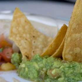Γκουακαμόλε σάλτσα - guacamole