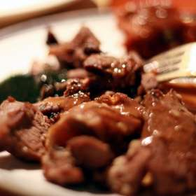 Κατσίκι στο φούρνο λεμονάτο - συνταγές μαγειρικής - Πάσχα