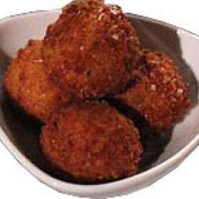 Ντοματοκεφτέδες - συνταγές μαγειρικής - μεζές - ορεκτικά
