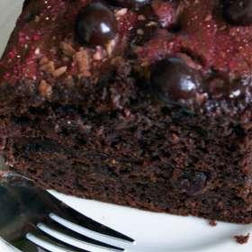 Κέικ σοκολάτας με μπαχαρικά