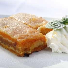 Γλυκό κολοκύθα με καρύδι ή φυστίκι Αιγίνης - συνταγές μαγερικής - www.sidages.gr