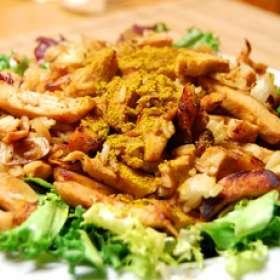 Κοτόπουλο μαρσάλα - συνταγές μαγειρικής - Κοτόπουλο