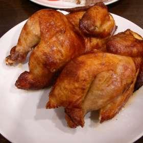 Κοτόπουλο φούρνου με σκόρδο και πατάτες - συνταγές μαγειρικής
