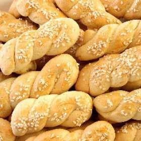Κουλουράκια πασχαλινά - Πάσχα - γλυκά