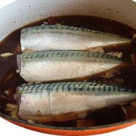Κολιοί φούρνου - συνταγές ψάρια