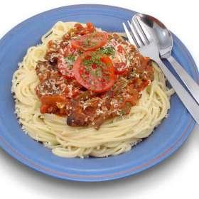 Μακαρόνια με κιμά - συνταγές μαγειρικής - ζυμαρικά