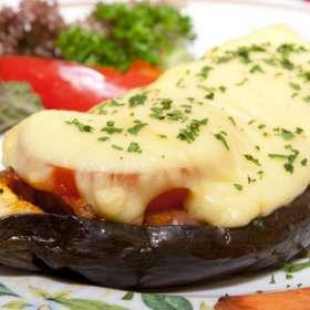 Μελιτζάνες με μανούρι - συνταγές μαγερικής - www.sidages.gr