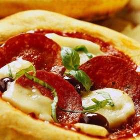 Παιδική πίτσα φατσούλα - συνταγές μαγειρικής