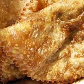 Πιτάκια μυζήθρα και μέλι - συνταγές μαγειρικής & ζαχαροπλαστικής- www.sidages.gr