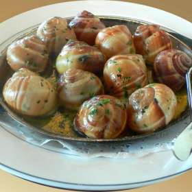 Σαλιγκάρια με χόντρο - συνταγές για σαλιγκάρια