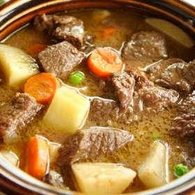 Μοσχαράκι στιφάδο με κάστανο - www.sidages.gr