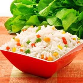 Ρύζι πιλάφι με αρακά - www.sidages.gr