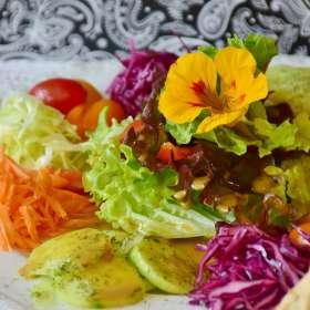 Μακεδονική σαλάτα