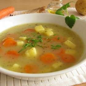 Ζωμός λαχανικών - συνταγές μαγερικής - www.sidages.gr