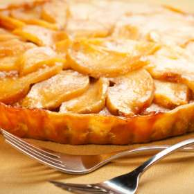 Τάρτα με μήλα - συνταγές μαγειρικής & ζαχαροπλαστικής- www.sidages.gr