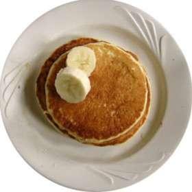 Τηγανίτες με γάλα και αυγά - συνταγές μαγειρικής - ζαχαροπλαστική