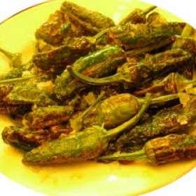Πιπεριές τηγανιτές- www.sidages.gr