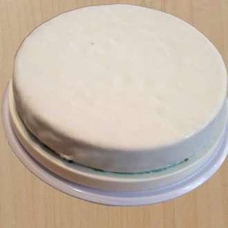 Βασιλόπιτα λευκή - απλή