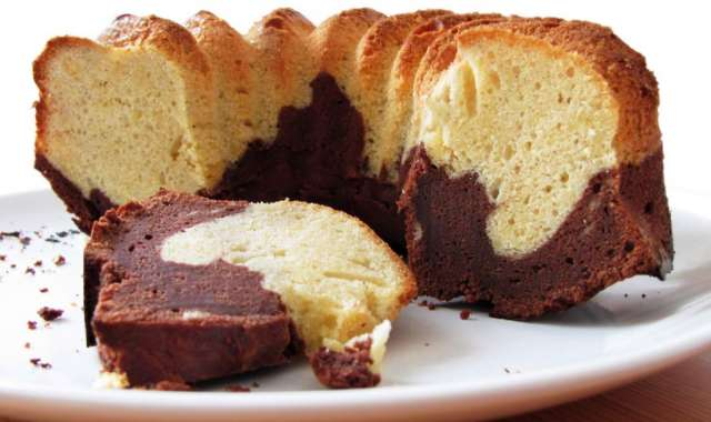 Κέικ ανάμεικτο