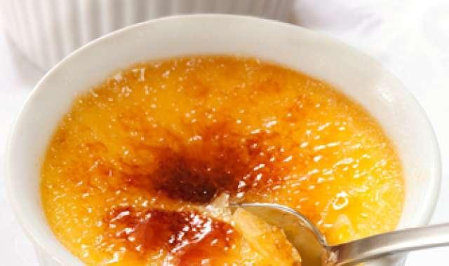Κρεμ μπρουλέ (creme brulee)