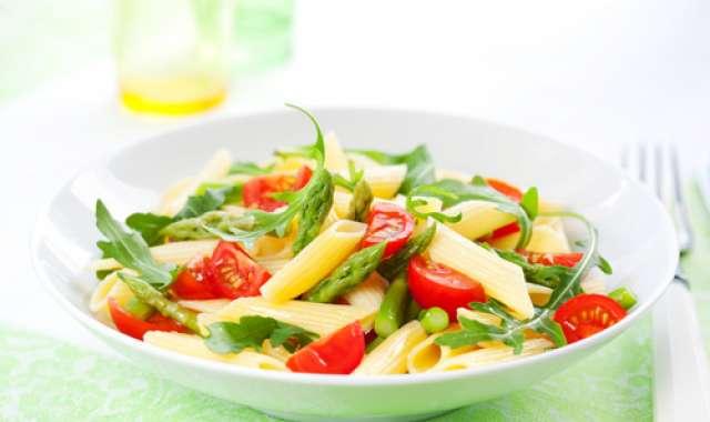 Κοφτό μακαρονάκι σαλάτα - συνταγές μαγερικής - www.sidages.gr