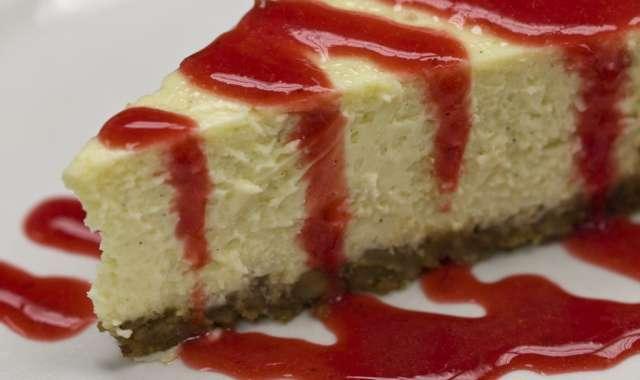 Cheesecake - τσίζκεικ