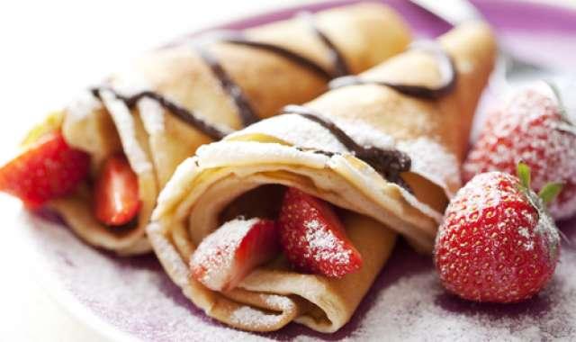 Κρέπες - συνταγές ζαχαροπλαστικής - γλυκά