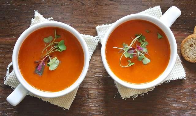 Ντοματόσουπα κλασσική